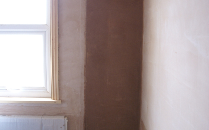 Adventures in plastering